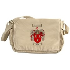 Ryan Coat of Arms Messenger Bag