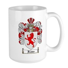Russo Coat of Arms Mug