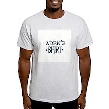 Aden Ash Grey T-Shirt