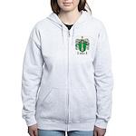 Salazar Coat of Arms Women's Zip Hoodie
