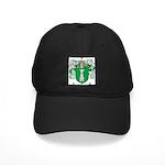 Salazar Coat of Arms Black Cap