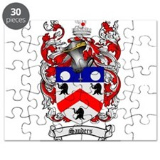 Sanders Coat of Arms Puzzle