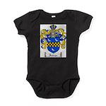 Sawyer Coat of Arms Baby Bodysuit