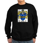 Sawyer Coat of Arms Sweatshirt (dark)