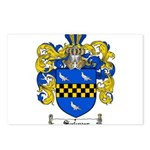 Sawyer Coat of Arms Postcards (Package of 8)