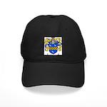 Sawyer Coat of Arms Black Cap