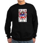 Saunders Coat of Arms Sweatshirt (dark)