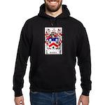 Saunders Coat of Arms Hoodie (dark)