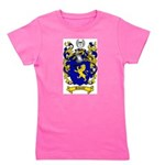 Schmidt Coat of Arms Girl's Tee
