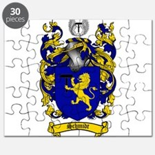 Schmidt Coat of Arms Puzzle