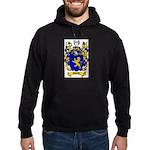 Schmidt Coat of Arms Hoodie (dark)