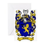 Schmidt Coat of Arms Greeting Cards (Pk of 10)