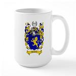 Schmidt Coat of Arms Large Mug