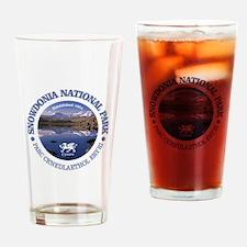 Snowdonia NP Drinking Glass