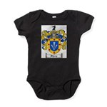 Sharp Coat of Arms Baby Bodysuit