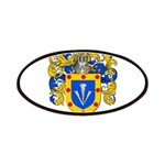 Sharp Coat of Arms Patches