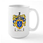Sharp Coat of Arms Large Mug