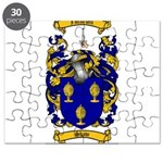 Shaw Coat of Arms Puzzle