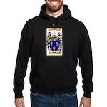 Shaw Coat of Arms Hoodie (dark)