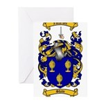 Shaw Coat of Arms Greeting Cards (Pk of 10)