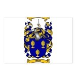 Shaw Coat of Arms Postcards (Package of 8)