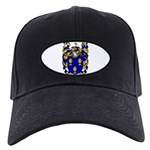 Shaw Coat of Arms Black Cap