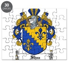 Shea Coat of Arms Puzzle