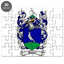 Sheehan Coat of Arms Puzzle