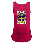 Shelton Coat of Arms Maternity Tank Top
