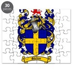Shelton Coat of Arms Puzzle