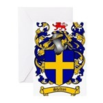 Shelton Coat of Arms Greeting Cards (Pk of 10)