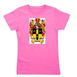 Simmons Coat of Arms Girl's Tee
