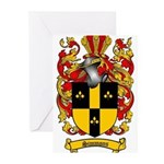 Simmons Coat of Arms Greeting Cards (Pk of 20)