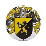 Simpson coat of arms Ornaments