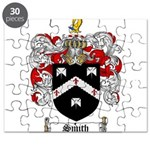 Smith Coat of Arms Puzzle