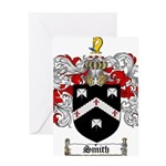 Smith Coat of Arms Greeting Card