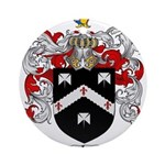 Smith Coat of Arms Ornament (Round)