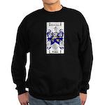 Stephens Coat of Arms Sweatshirt (dark)