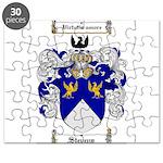 Stevens Coat of Arms Puzzle