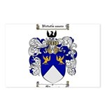 Stevens Coat of Arms Postcards (Package of 8)