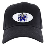 Stevens Coat of Arms Black Cap