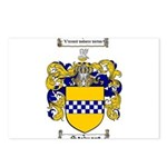 Stewart Coat of Arms Postcards (Package of 8)