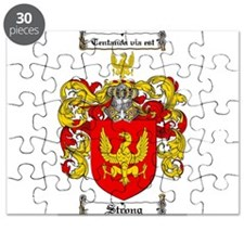 Strong Coat of Arms Puzzle