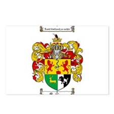 Sullivan Coat of Arms Postcards (Package of 8)