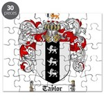 Taylor Coat of Arms Puzzle