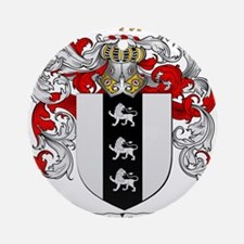 Taylor Coat of Arms Ornament (Round)
