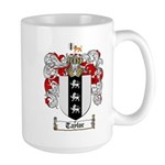 Taylor Coat of Arms Large Mug