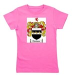 Thompson Coat of Arms Girl's Tee