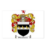 Thompson Coat of Arms Postcards (Package of 8)