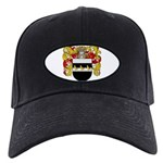 Thompson Coat of Arms Black Cap